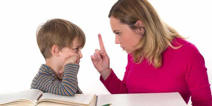 Детская дисциплина