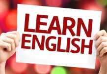 Занятие по английскому