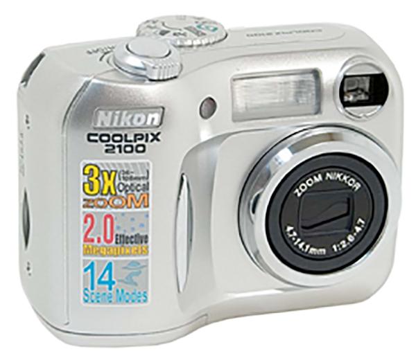 Nicon Coolpix 2100