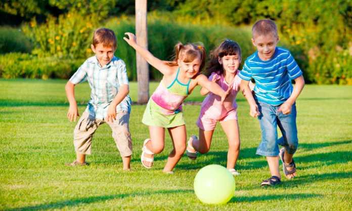 дети игра
