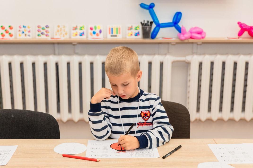 выработка терпения у дошкольников